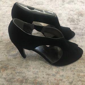 Marc Fisher peep toe heels - Never Worn!